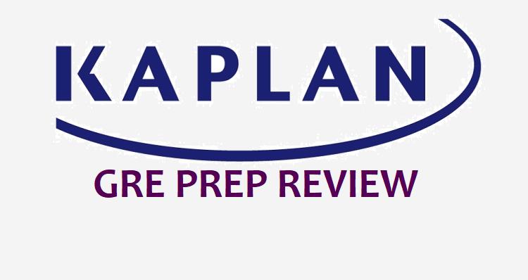 Kaplan GRE Prep Review