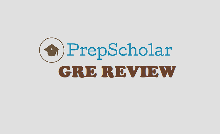 PrepScholar GRE Review