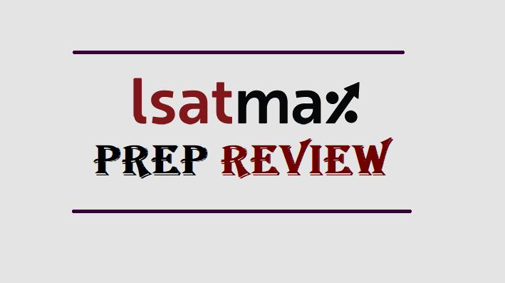LSATMax Prep Review